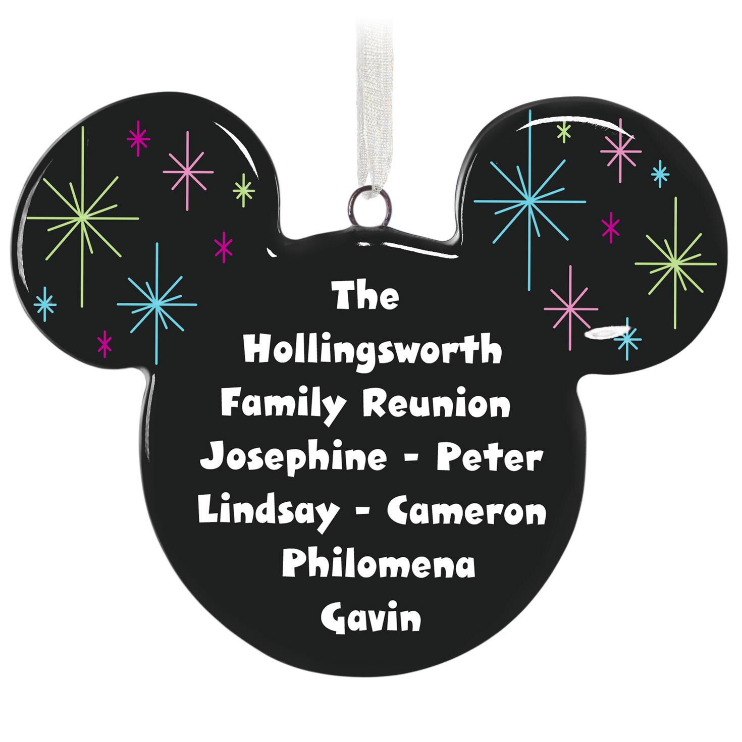 Ornaments with names on them - Ornaments With Names On Them 4