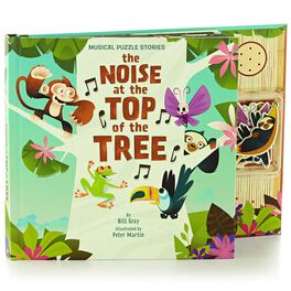 The Noise at the Top of the Tree Interactive Musical Puzzle Storybook, , large