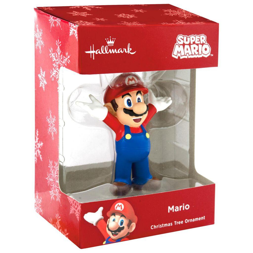 Nintendo Super Mario Bros.™ Mario Hallmark Ornament - Gift Ornaments ...