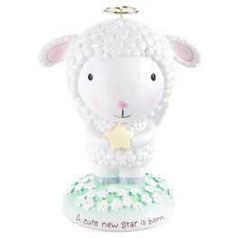 Lamb Religious Figurine, , large