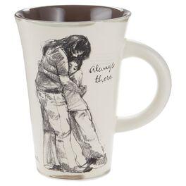 Always There Ceramic Mug, 13 oz., , large