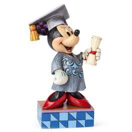 Jim Shore Congrats, Grad! Minnie Mouse Figurine, , large