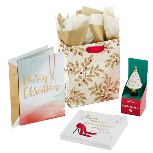 Holiday Cocktail Gift Set