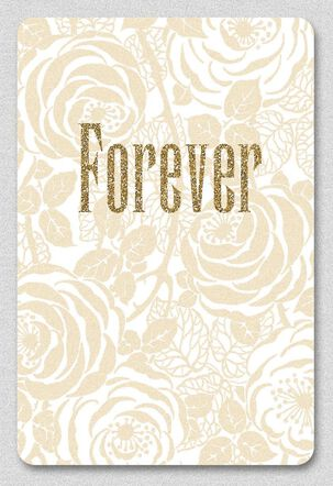 Together Forever 5th Anniversary Card