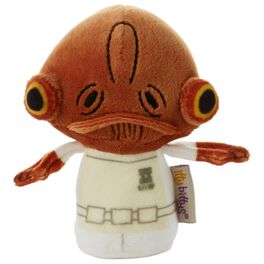 itty bittys® Star Wars™ Admiral Ackbar™ Stuffed Animal, , large