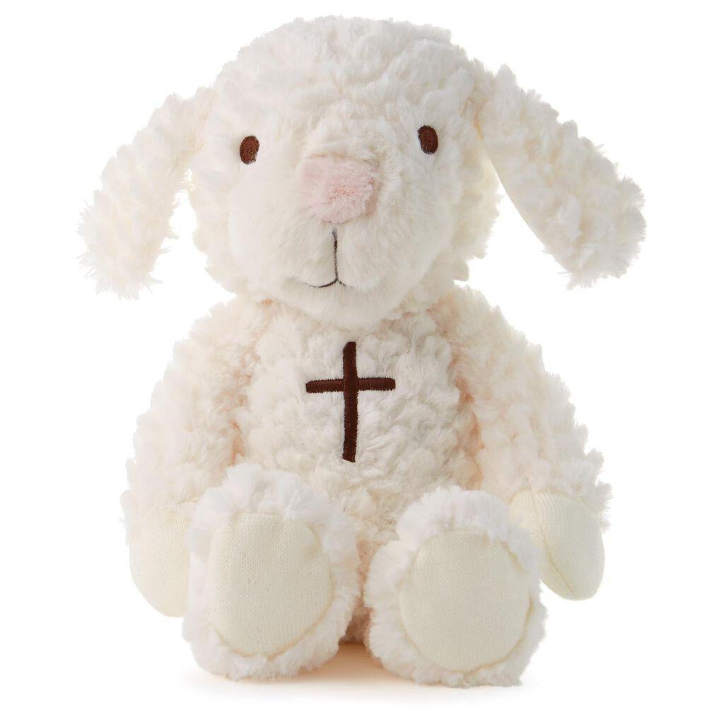 Lullaby Lamb Interactive Stuffed Animal ...