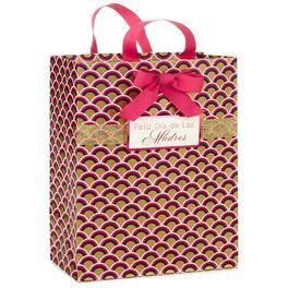 "Feliz Día de las Madres Scallops Large Gift Bag, 13"", , large"