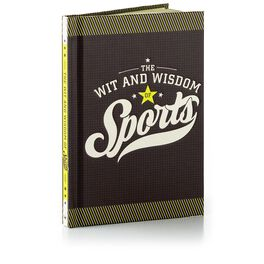 The Wit and Wisdom of Sports Gift Book, , large
