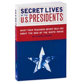 Secret Lives of U.S. Presidents Gift Book, , large