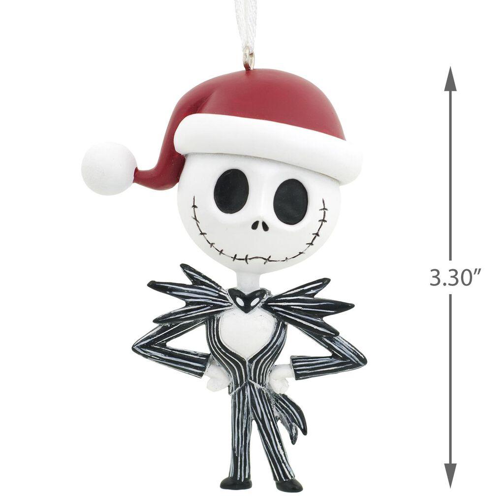 Disney The Nightmare Before Christmas Jack Skellington Hallmark Ornament