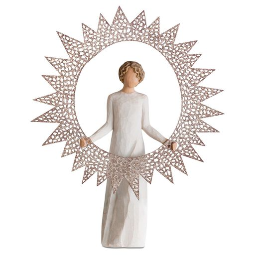 Willow Tree Song Of Joy Tree Topper Figurine Specialty Ornaments