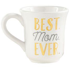 Mud Pie® Best Mom Ever Mug, 16 oz., , large
