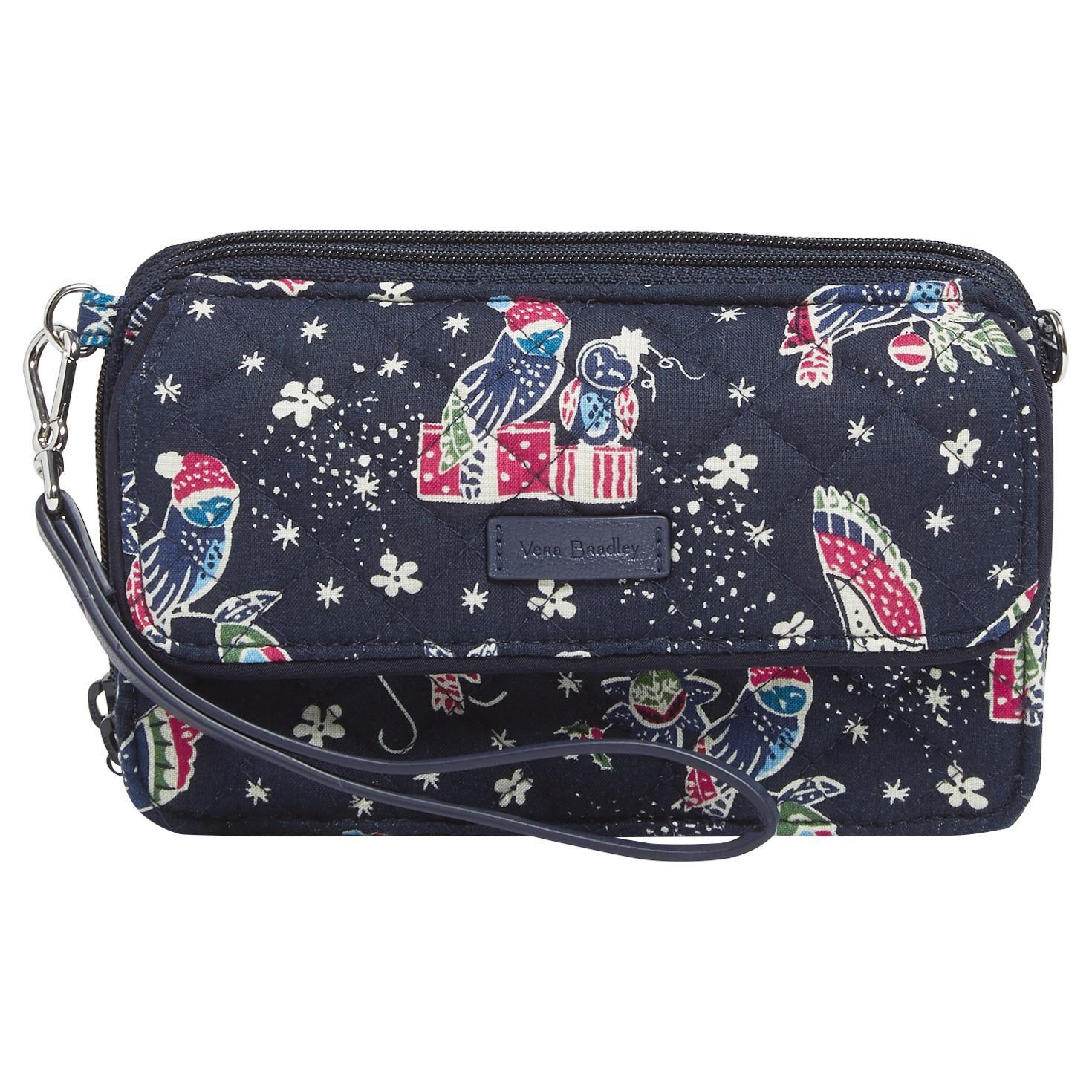 70b633084e88 Vera bradley rfid allinone crossbody purse in holiday owls root source  image jpg 512x512 Hallmark vera