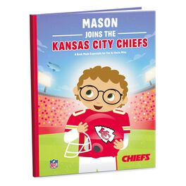 NFL Football Personalized Book, , large