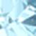 Birthstone Necklace, March Aqua, swatch