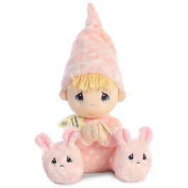 "Aurora Precious Moments Talking Prayer Girl Stuffed Doll, 9.5"", , large"