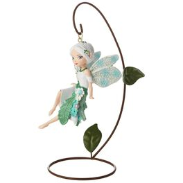 Peace of Mind Fairy Garden Figurine With Stand, , large