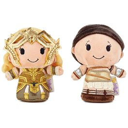 itty bittys® WONDER WOMAN™ Amazon Warrior Stuffed Animals, Set of 2, , large