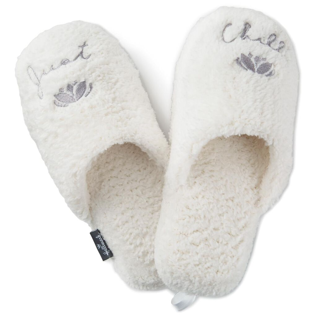 a56760e0998c Just Chill Slippers - Socks   Shoes - Hallmark