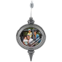 A Beautiful Year Two-Sided Picture Frame Ornament, , large