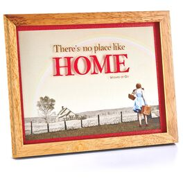 There's No Place Like Home Framed Print, , large