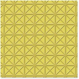 Citron Yellow Grid Wrapping Paper Roll, 27 sq. ft., , large