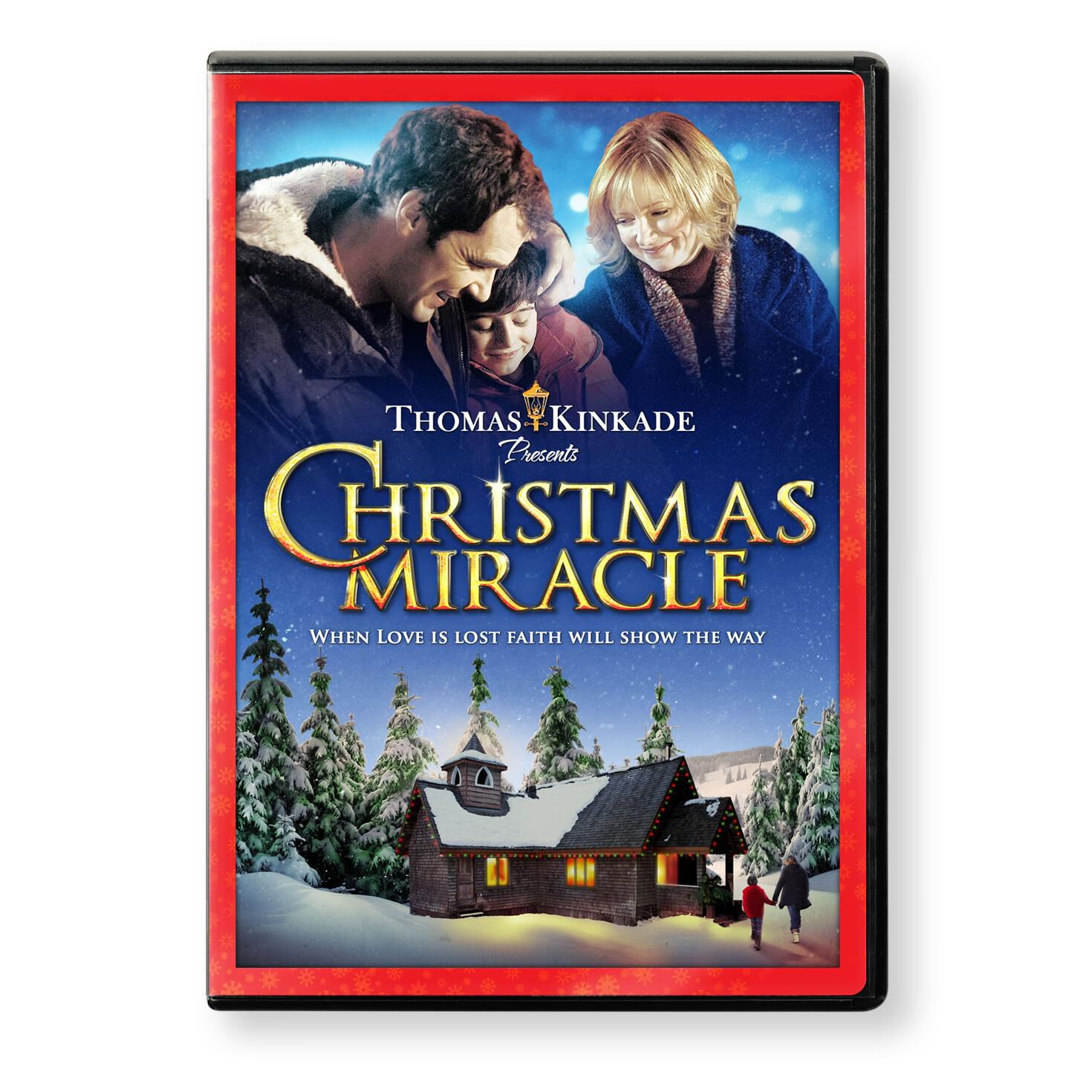 A gift of miracles hallmark dvd the christmas