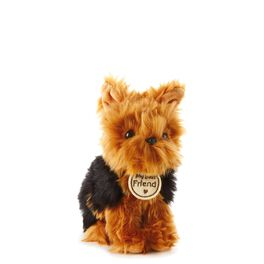 Long-haired Terrier Small Stuffed Animal, , large