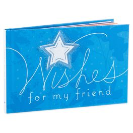 Wishes for my Friend Gift Book, , large