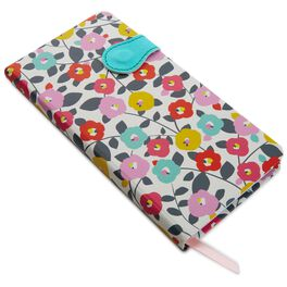 Folk Floral Slim Journal, , large