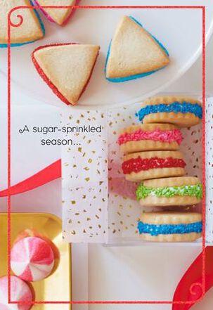 Christmas Cookies Christmas Card