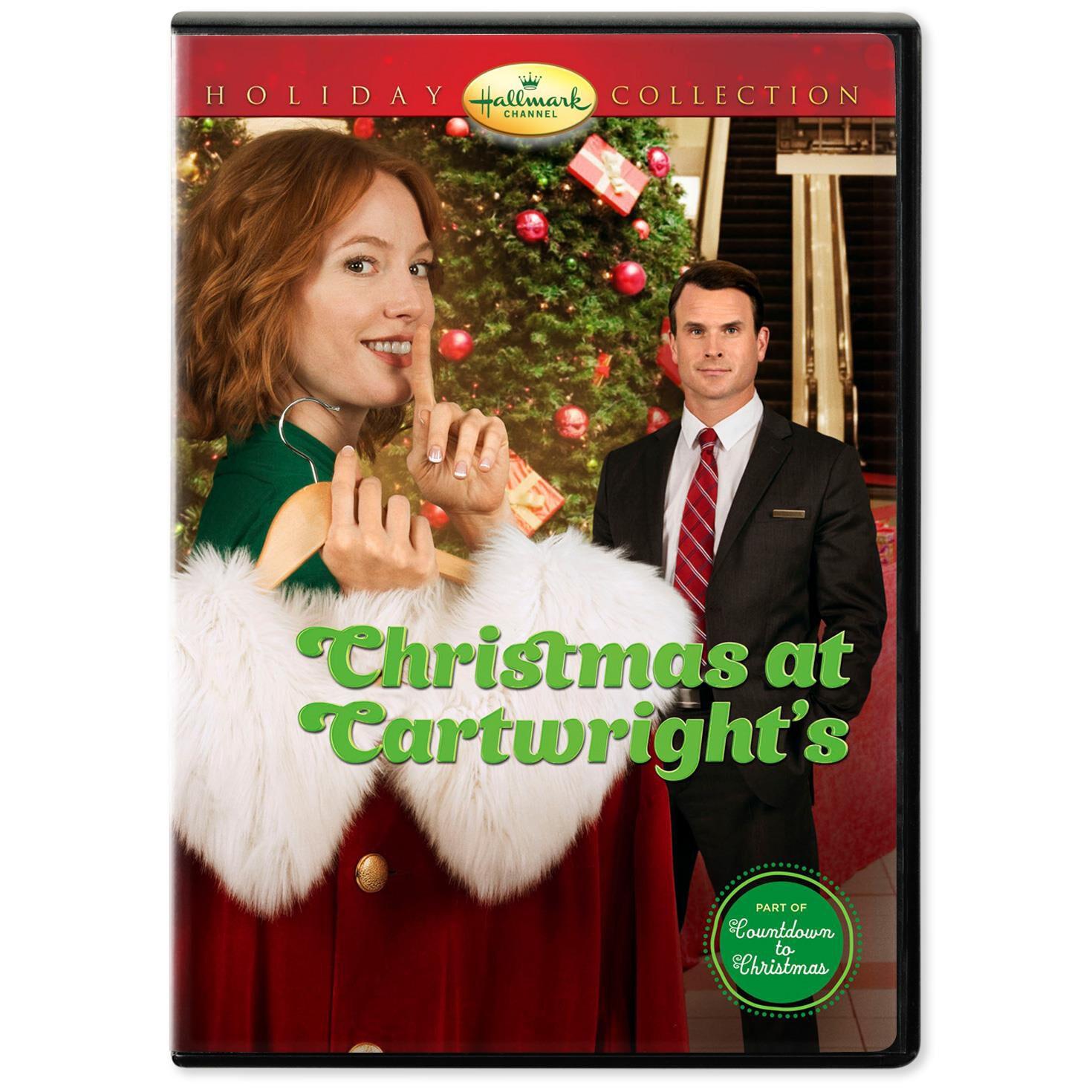 Christmas At Cartwright's - Hallmark Channel - Hallmark