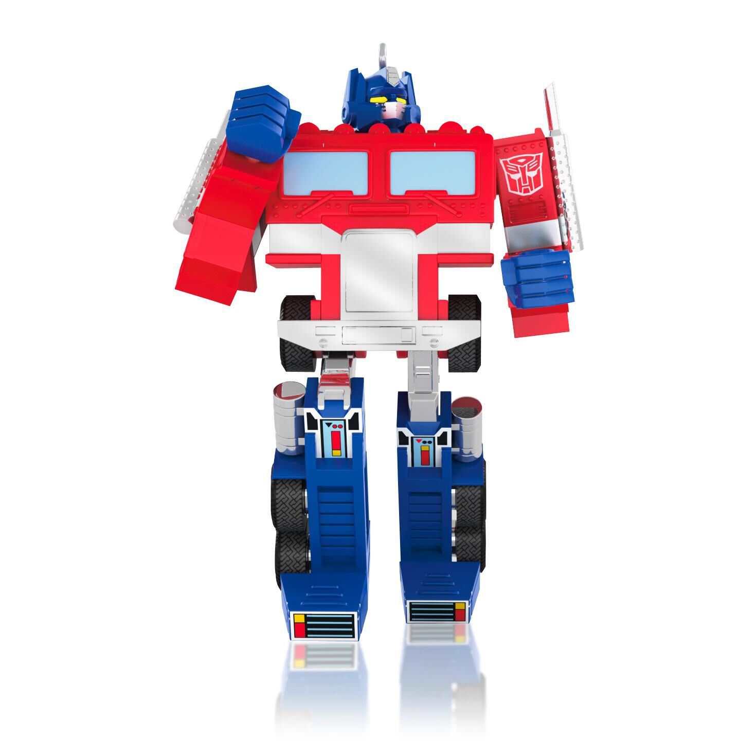 Optimus Prime  Keepsake Ornaments  Hallmark