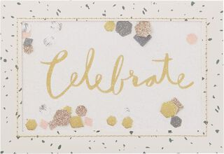 Celebrate Birthday Card,