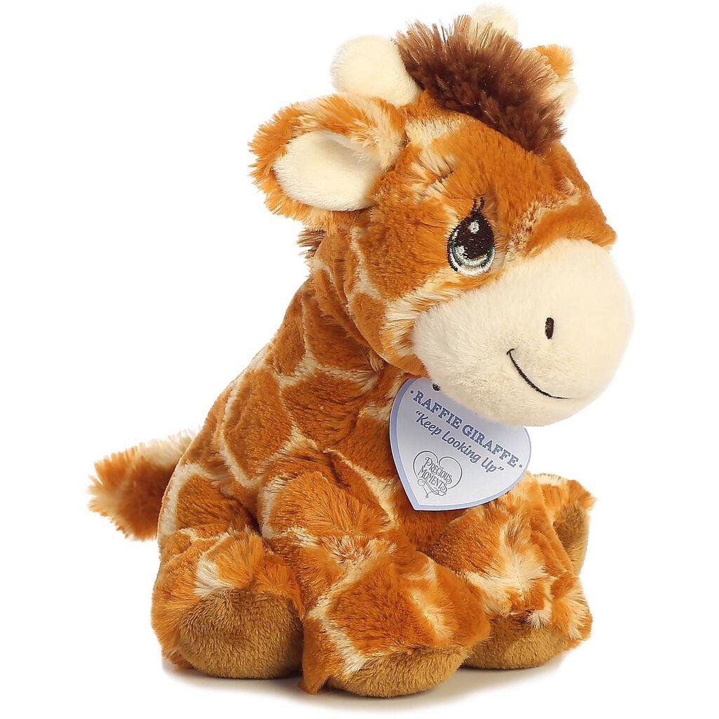 Precious Moments Keep Looking Up Raffie Giraffe Stuffed Animal