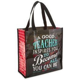 Teachers Inspire Tote Bag, , large