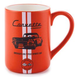 Chevrolet® Corvette® Car Coffee Mug, 16 oz., , large