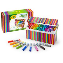 Crayola® 64-Count Pip-Squeaks Markers, , large