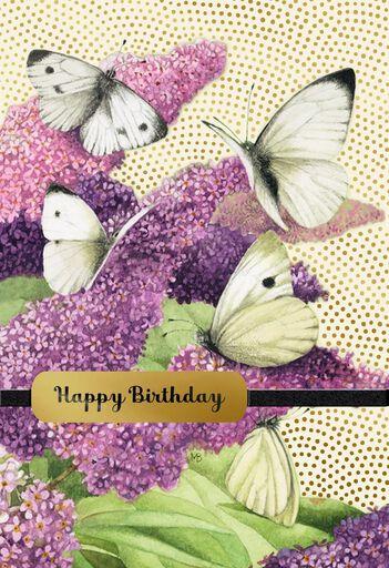 A Wish For Wondrous Things Marjolein Bastin Birthday Card