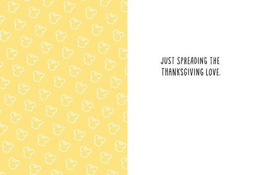 Butter Believe It Thanksgiving Card,