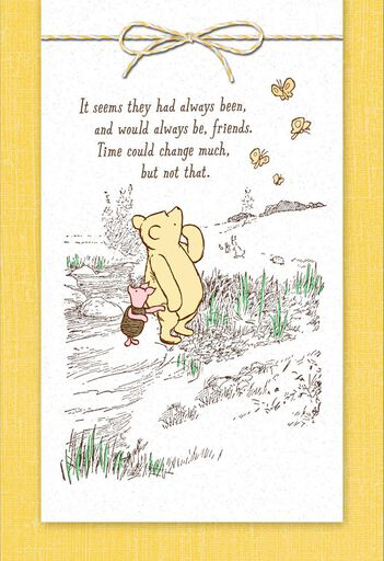 Winnie The Pooh Gifts Cards Ornaments Hallmark