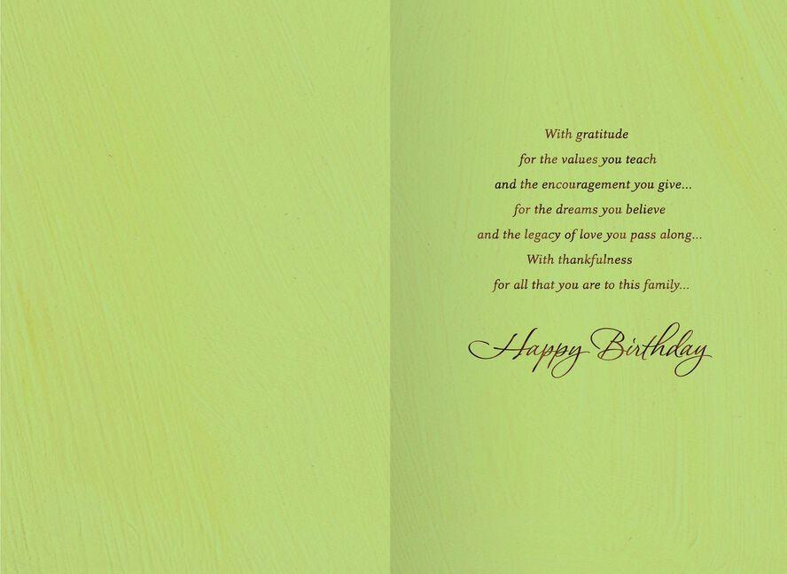 A Fathers Love Birthday Card Greeting Cards Hallmark