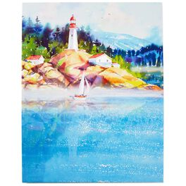 Lighthouse Canvas Art, 16x20, , large