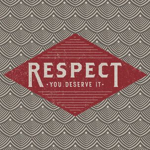 Respect Musical Father's Day Card