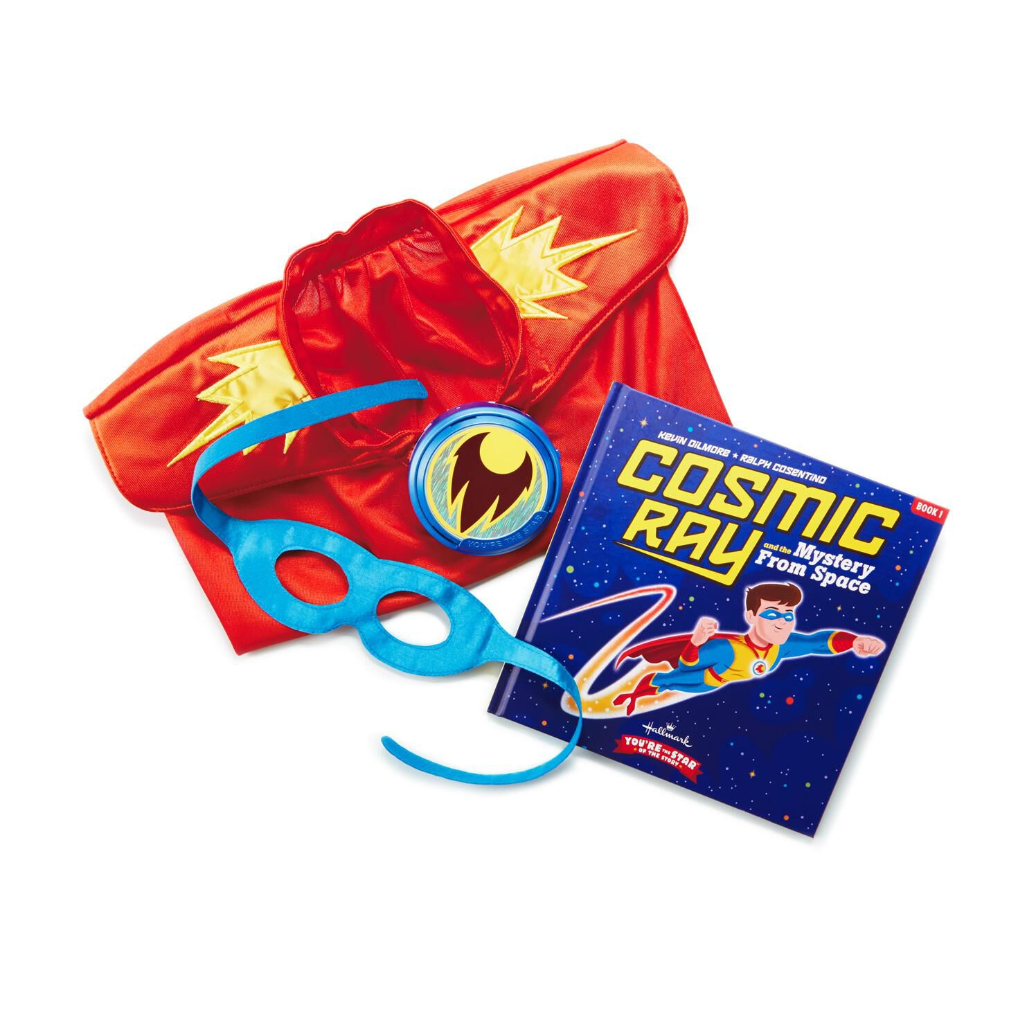 Cosmic Ray® Costume and Storybook