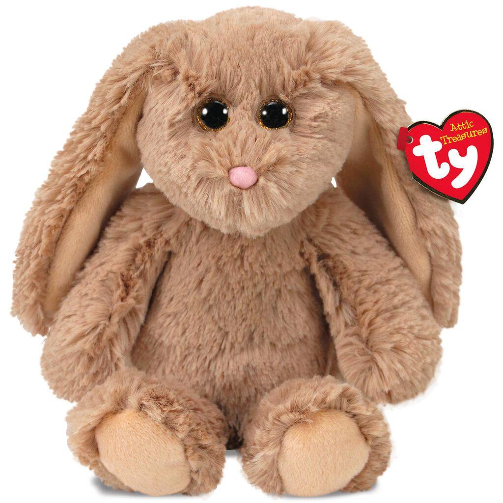 94bc9dcbd9a Ty® Attic Treasures Medium Adrienne Bunny Stuffed Animal