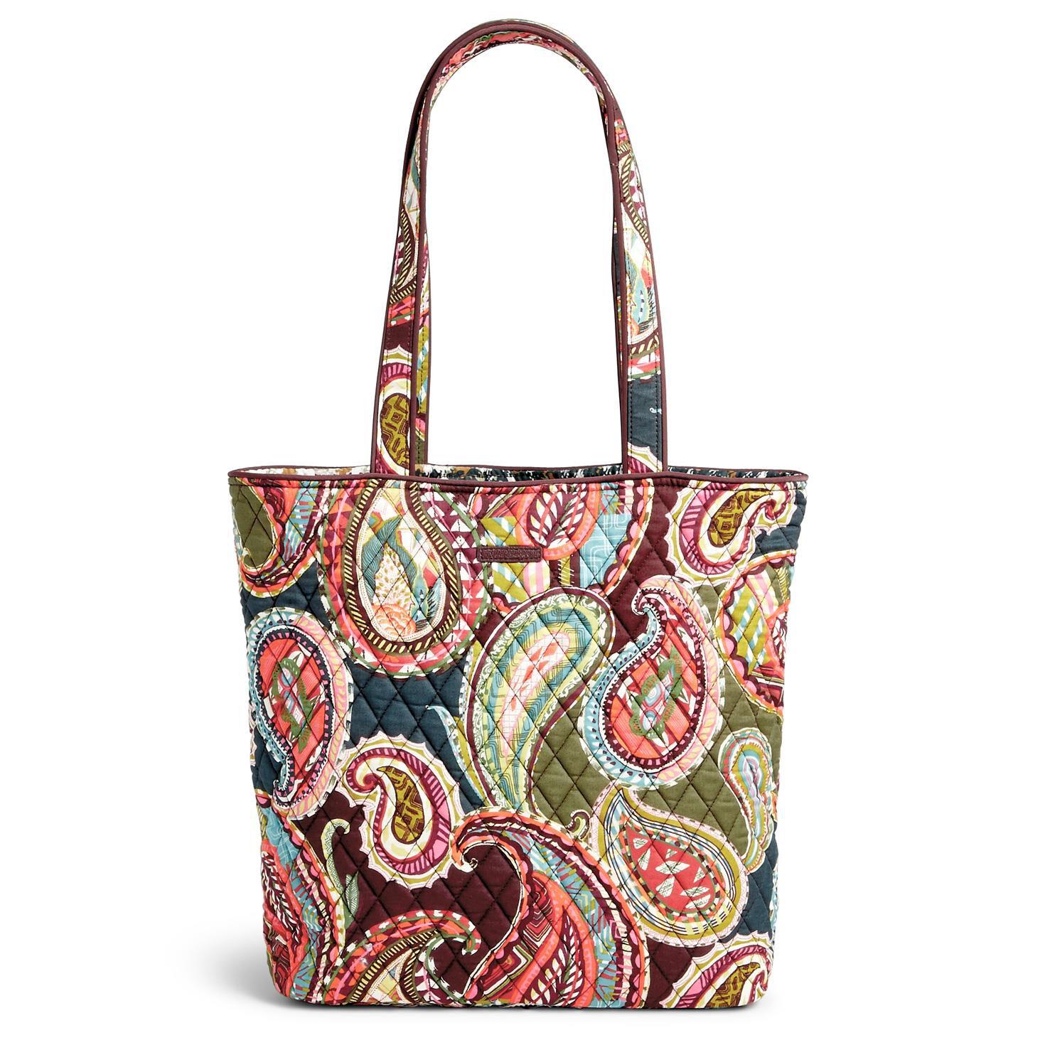 Vera Bradley Tote Bag in Heirloom Paisley - Handbags & Purses - Hallmark