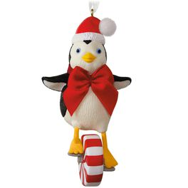 Penguin on Parade Ornament, , large