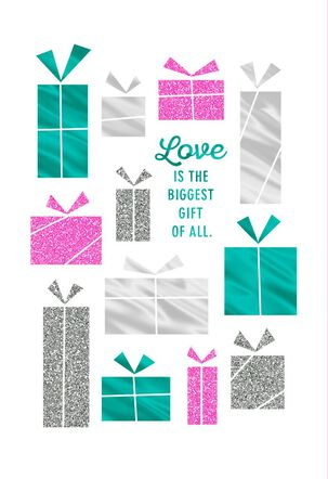 Bridal Shower Gifts Wedding Card