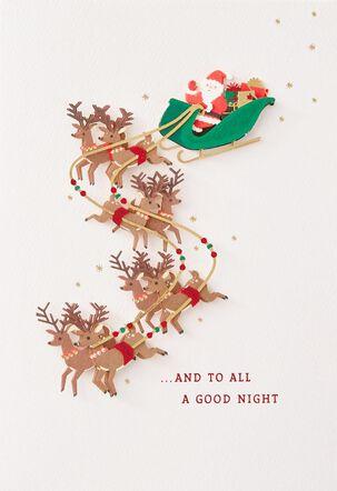 Magic and Memories Christmas Card
